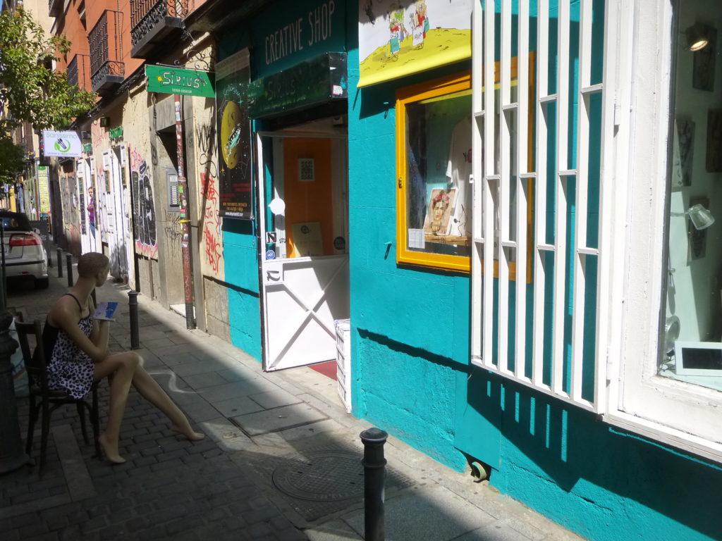 compras tax-free en madrid barrio malasaña