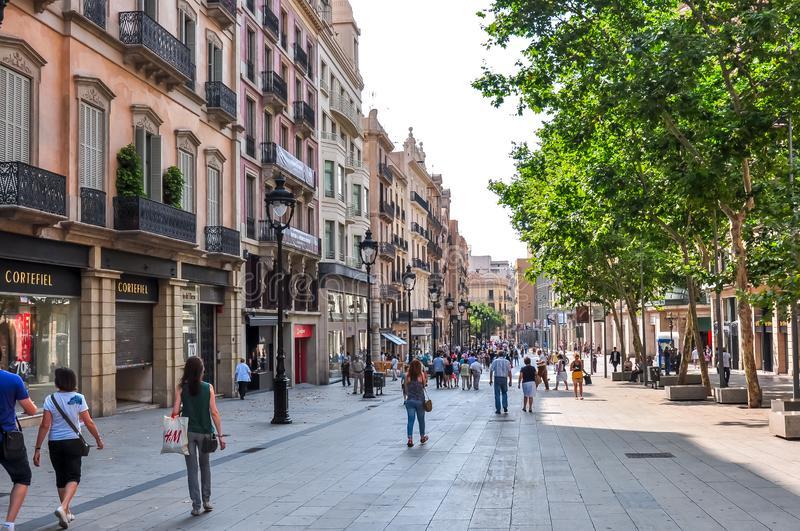 compras taxfree en barcelona centro portal de l'angel