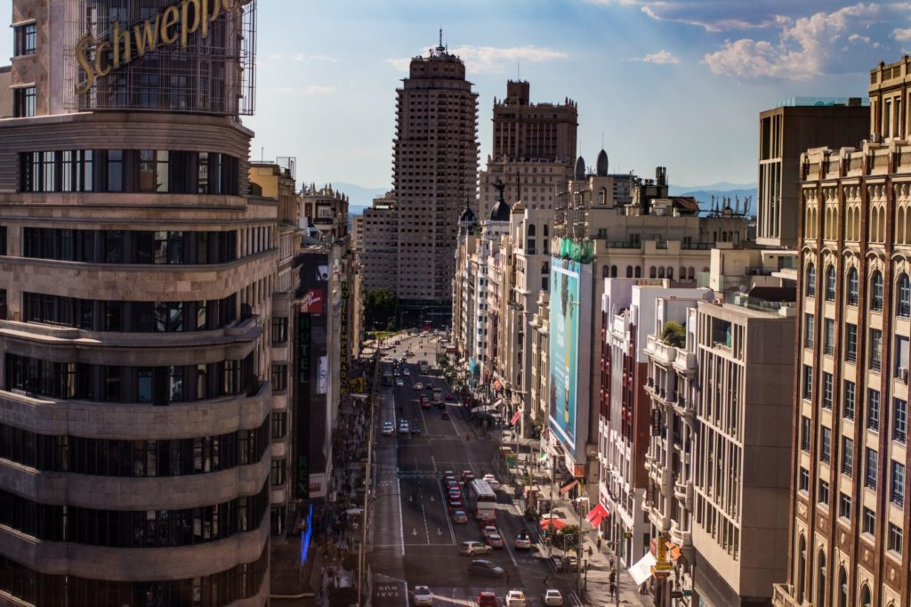 compras tax-free en madrid gran via