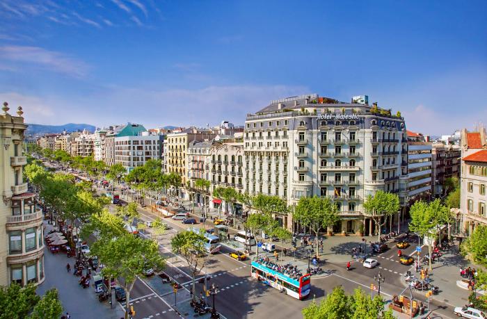 compras tax-free en barcelona ruta de lujo paseo de gracia